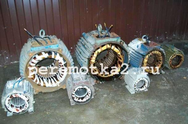 Двигатели нуждаются в ремонте и техобслуживании