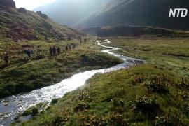 Ветер, дождь и прекрасный вид: забег вокруг горы Монблан