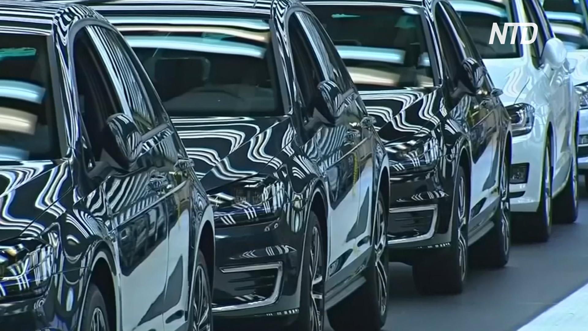 Автомобильная ассоциация Германии обратилась к властям за поддержкой