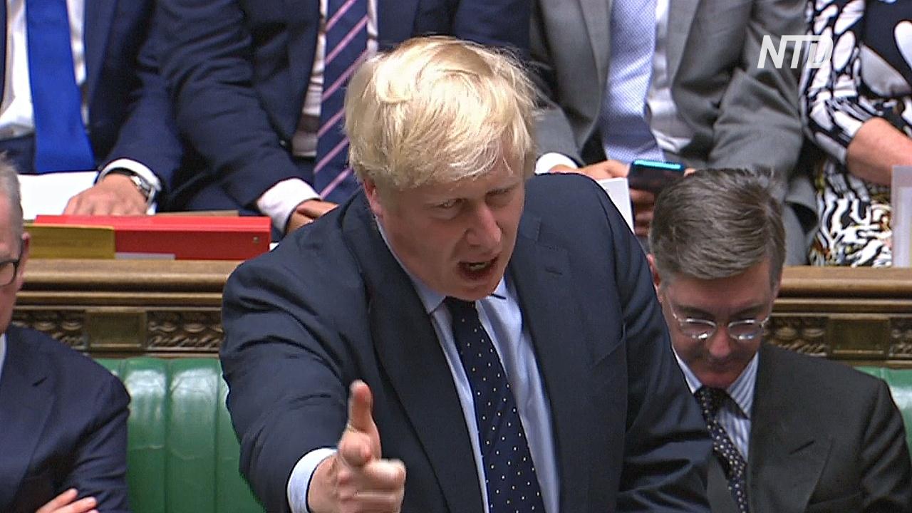 Борис Джонсон обещает провести досрочные выборы перед «брекситом»