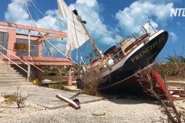 На Багамах продолжают искать жертв «Дориана»