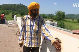 Пакистан обстрелял индийский Кашмир: повреждены храм и дома