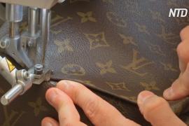 Louis Vuitton делает ставку на внутреннее производство