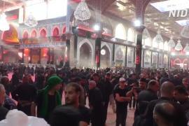 Давка у мечети в Ираке: более 30 погибших и 100 раненых