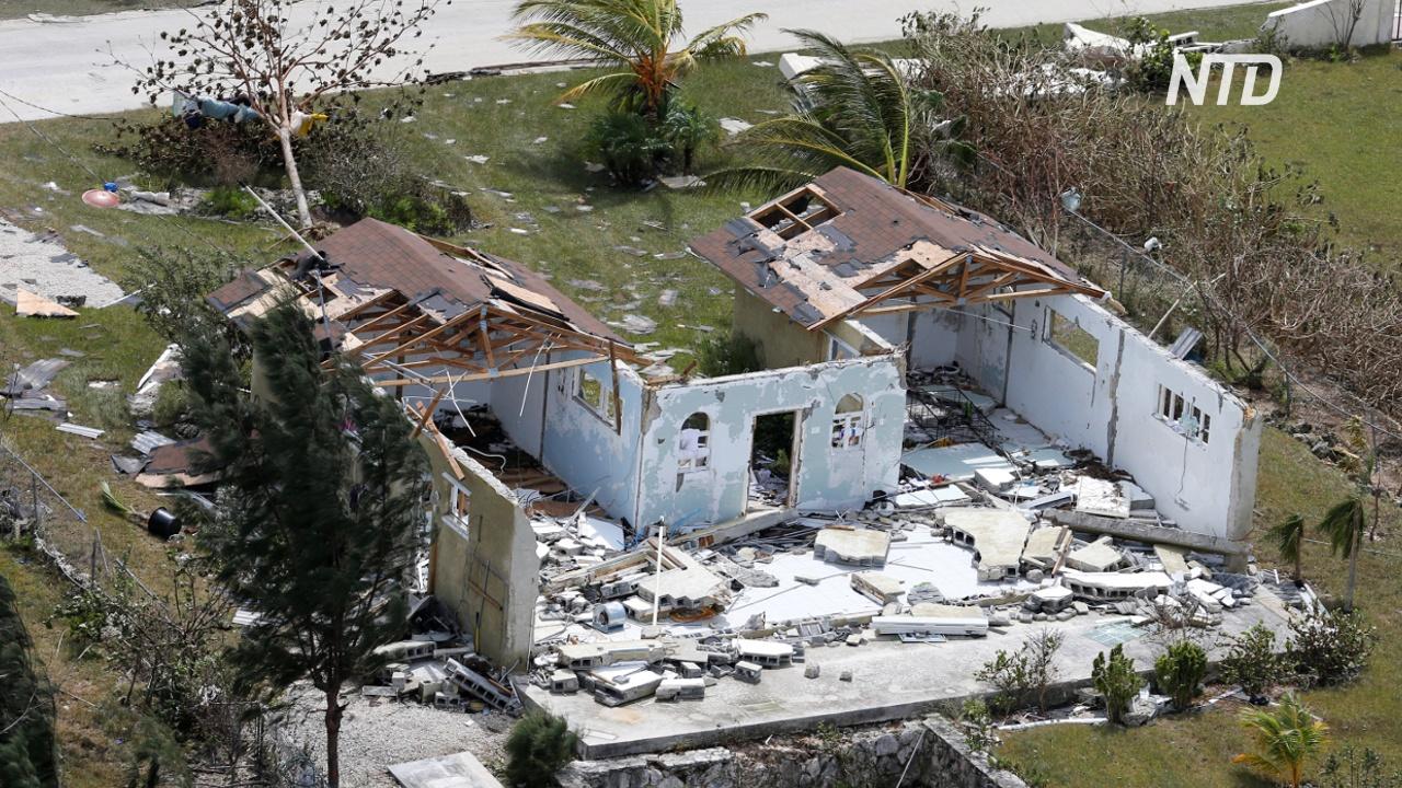 Жители Багамских островов: «Пропавших без вести – тысячи»