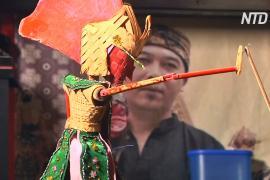 Театр бамбуковых кукол: индонезиец хранит древнее исчезающее искусство
