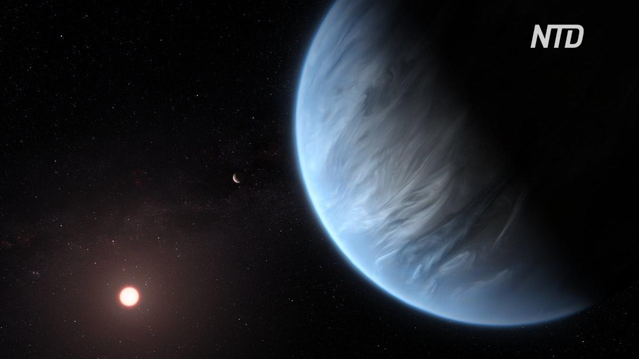 На землеподобной планете нашли условия для жидкой воды