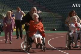 Олимпиада для пожилых: брюссельцы соревнуются наперекор возрасту