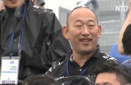 В Токио протестировали искусственный снег для зрителей Олимпиады