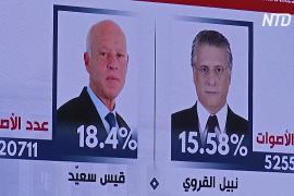 Избиратели Туниса отвернулись от лидеров крупных политических партий