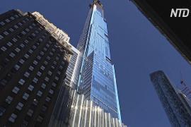 В Нью-Йорке представили высочайший в мире жилой дом
