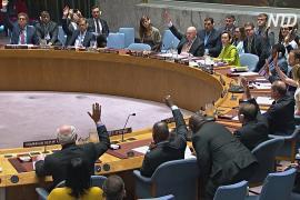 В СБ ООН удалось принять компромиссную резолюцию по Афганистану