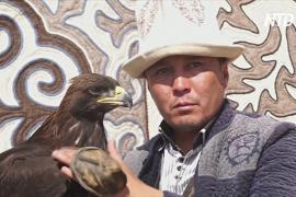 Игры кочевников прошли в Кыргызстане