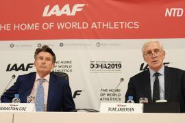 IAAF не восстановила статус Федерации лёгкой атлетики России