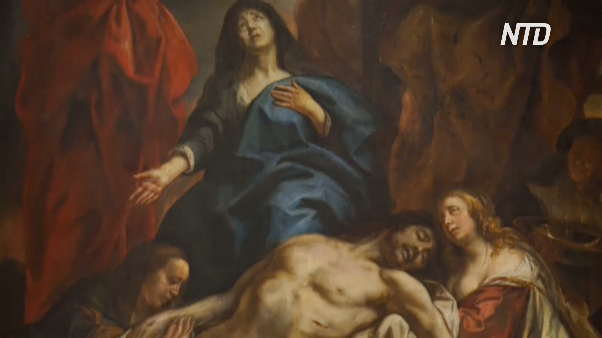В Москве открылась выставка Якоба Йорданса, современника Рубенса