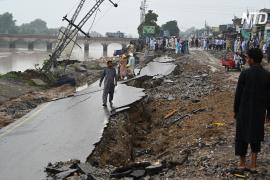 Число жертв землетрясения в Пакистане возросло до 37
