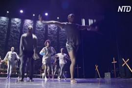 Танцор без ноги – звезда театра в ЮАР