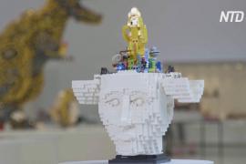 В штаб-квартире LEGO открылась выставка работ его самых креативных поклонников