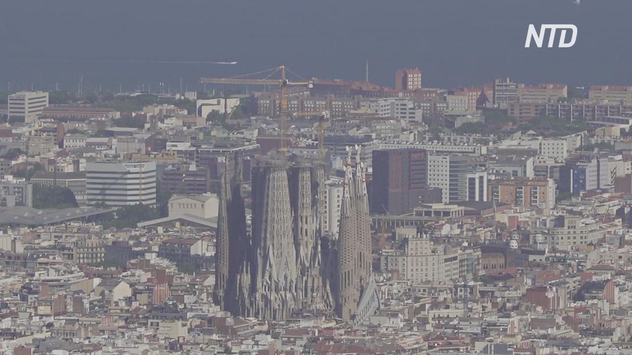 ЕС подал в суд на Испанию из-за грязного воздуха в Барселоне и Мадриде