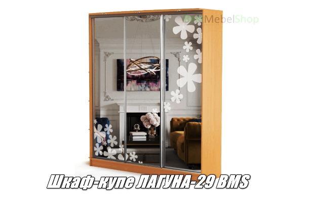Шкафы-купе для любых помещений