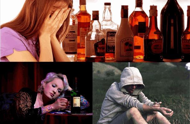 Реальная помощь при наркомании и алкоголизме