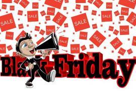 Черная Пятница: как выжить в вихре распродаж?