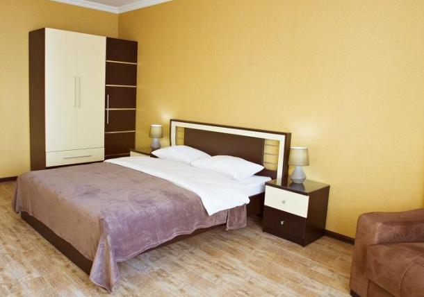 Pirosmani mini hotel — тихая гавань для путешественника в Батуми