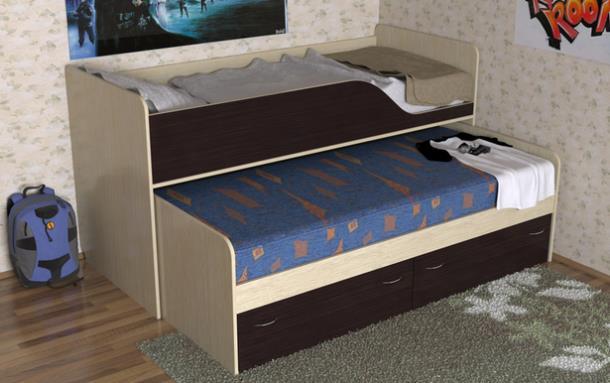 Кровати, которые нравятся детям