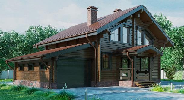 Студия Клееного Бруса — качественные материалы для постройки дома