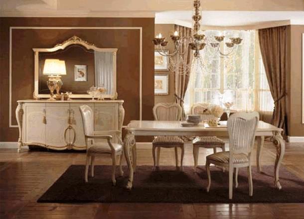 Итальянская гостиная Tiziano
