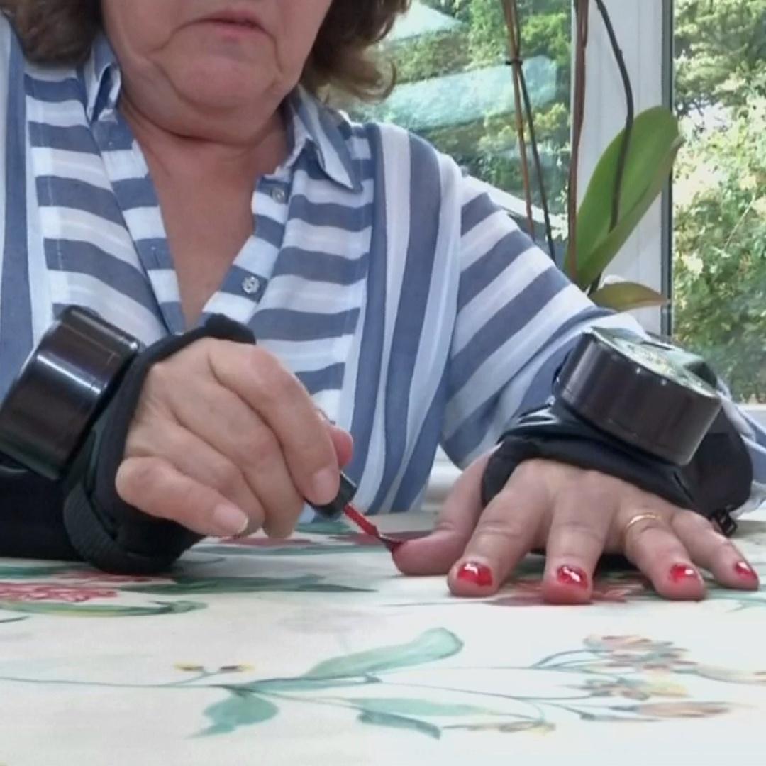 Спасти от дрожания рук смогут эти гироскопические перчатки