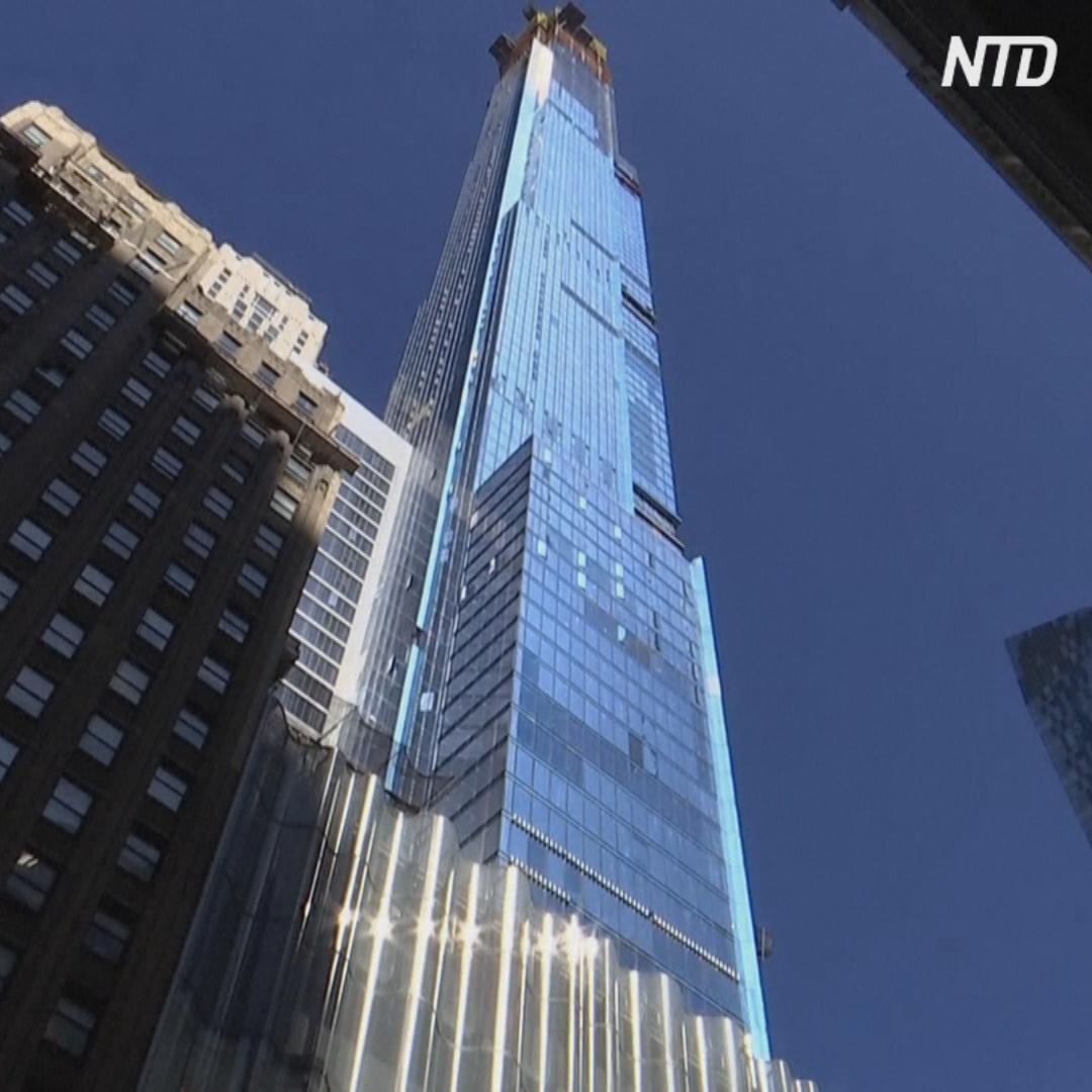 Где строят самый высокий жилой дом в мире?