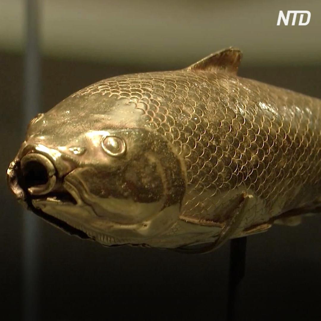 Древние предметы роскоши и их подделки: новая выставка в Мадриде