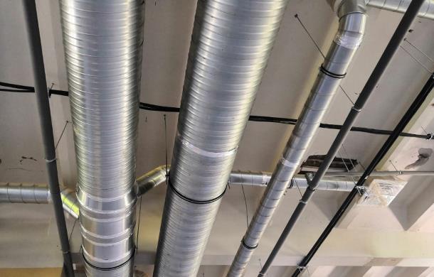 Кратко о проектировании вентиляции