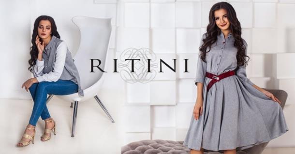 Женская одежда от производителя RITINI – оптом