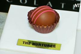 В Индии сделали шоколад на вес золота, который попал в Книгу Гиннесса