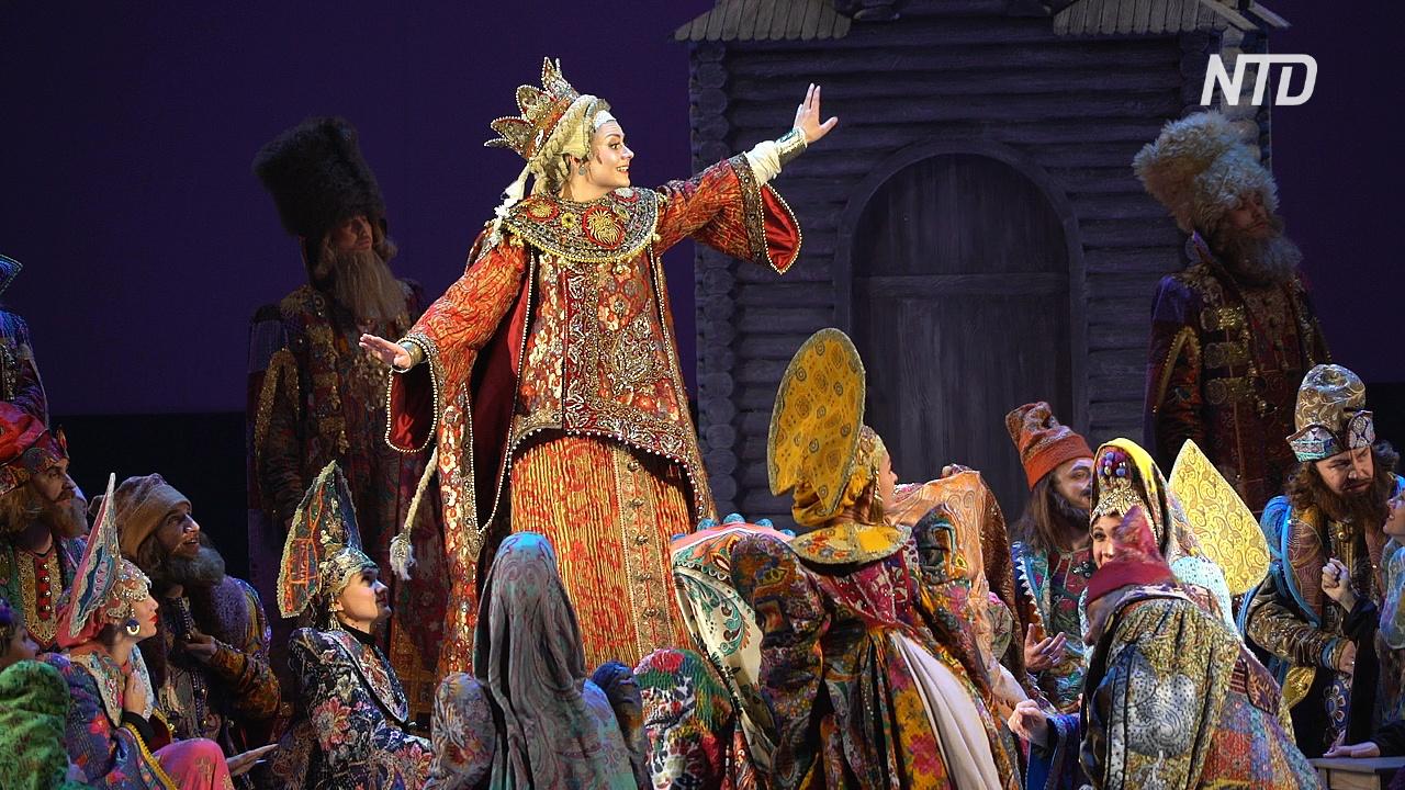Премьера в Большом театре: «Сказка о царе Салтане»