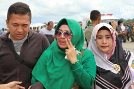 Из индонезийской провинции Папуа эвакуировали тысячи человек
