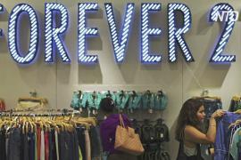 Сеть Forever 21 подала заявление о банкротстве