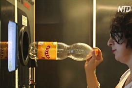 Билет на метро за бутылки: как в Риме избавляются от пластика