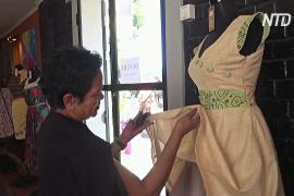 Молодой дизайнер продвигает на Мадагаскаре одежду местного производства