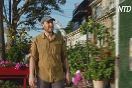 7,5 лет пешком: американец изучает кварталы Нью-Йорка
