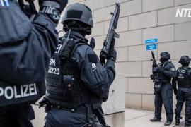 В день еврейского праздника злоумышленник застрелили двух человек в Галле