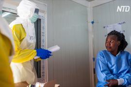 ВОЗ: эпидемия Эболы в ДР Конго идёт на спад