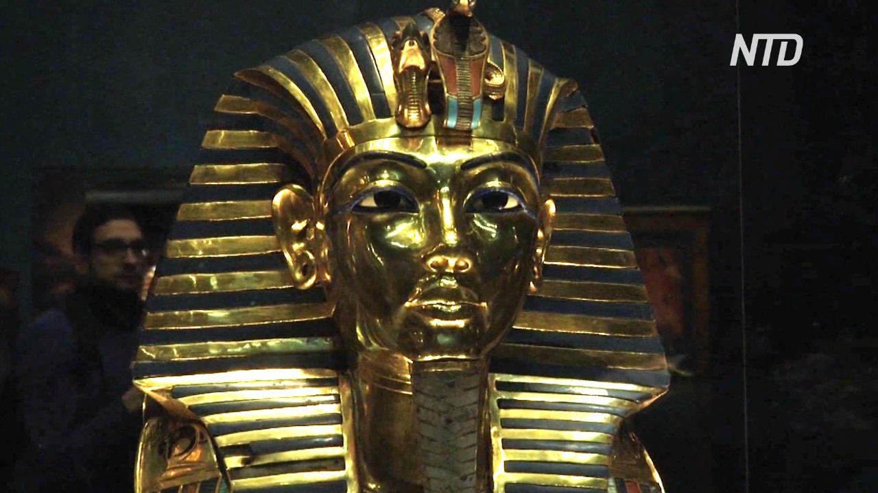В Египте представят полную коллекцию сокровищ Тутанхамона