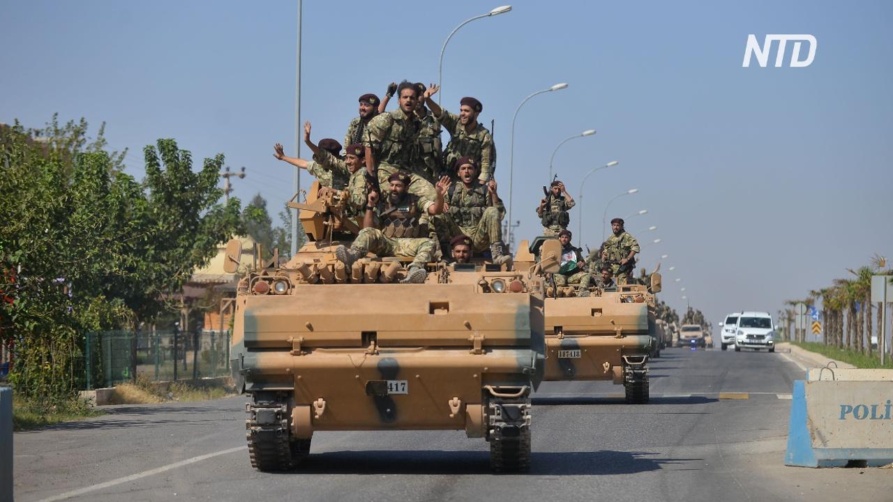 Наступление Турции в Сирии: погибшие с обеих сторон