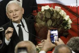Польская «Право и справедливость» побеждает на парламентских выборах