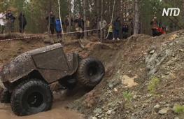 Российские автогонщики бросили вызов бездорожью Урала