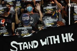 Палата представителей США поддержала протесты в Гонконге