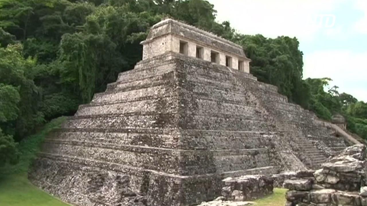 Google оцифрует древний мир майя